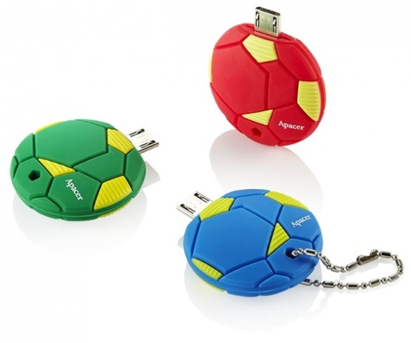 Apacer AH174 Football Mobile Flash Drive