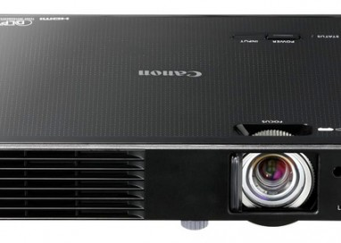 Canon Launches Ultra-portable Projectors