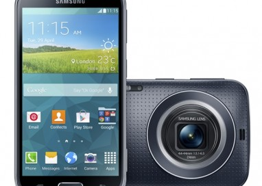 Samsung Launches GALAXY K zoom