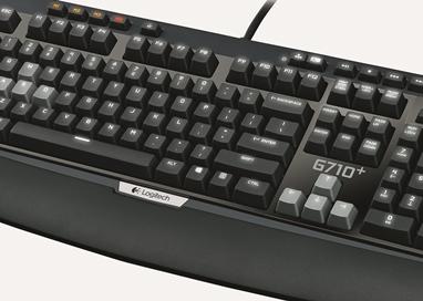 Review: Logitech G710+ Gaming Keyboard