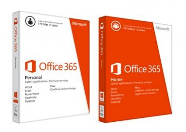 Office 365 Personal Now Available in MY