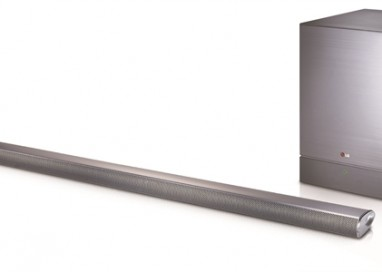 LG Unveils The NB5540 Sound Bar