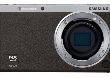 Samsung Intros NX mini SMART Camera