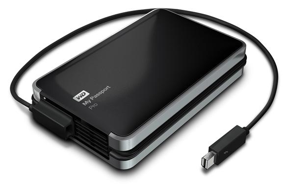 WD Unveils Portable Dual-Drive