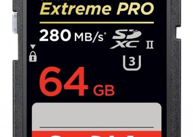 SanDisk's World's Fastest SD Card