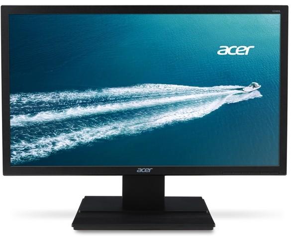 Acer V6 Series Monitors At COMPUTEX