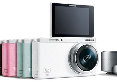 Win A Samsung NX mini SMART Camera