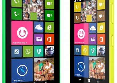 Nokia Launches Lumia 630 Dual SIM