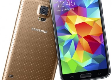 New Look For GALAXY S5