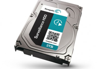 Seagate Introduces New Surveillance HDD