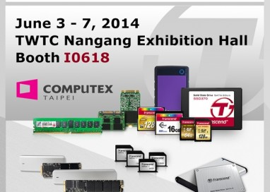 Transcend At COMPUTEX 2014
