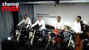 BMW introduces new BMW R nineT
