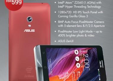 Asus ZenFone 5 Update
