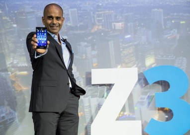 BlackBerry Launches The Z3