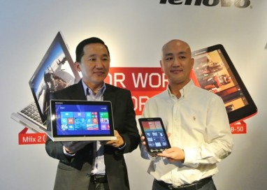 Lenovo Launches Latest Hardware