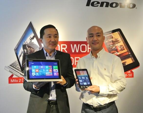 Lenovo Launches Latest Hardware