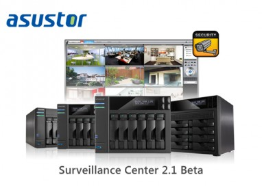 ASUSTOR Surveillance Center 2.1