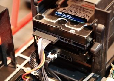 First PCI Express Hard Drive