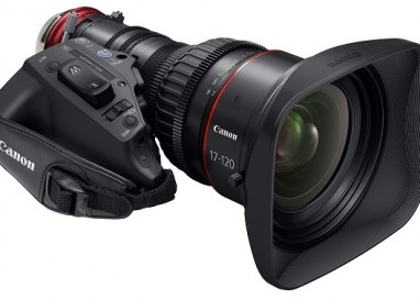 Canon Introduces The CINE-SERVO Lens