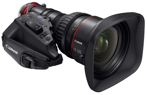 Canon Introduces The CINE-SERVO Lens