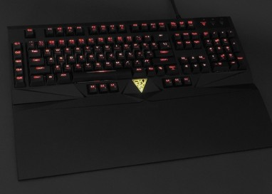 GAMDIAS' Gaming Keyboard