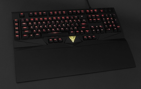 Review: HERMES Ultimate Black Mechanical Keyboard