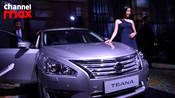 New Nissan Teana launched in Malaysia