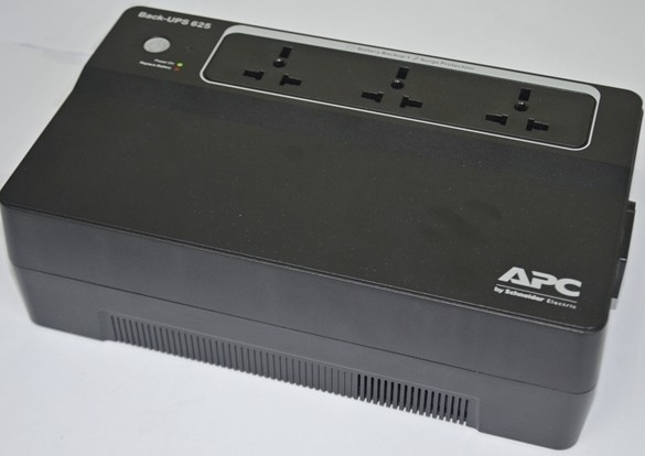 Review: APC Back-UPS BX625CI-MS-SOHO