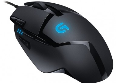 Review: Logitech G402 Hyperion Fury FPS Gaming Mouse