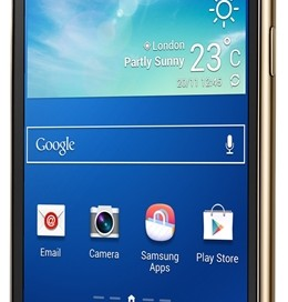 All New Gold Samsung GALAXY Grand 2