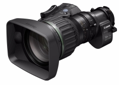 Canon's Latest HDTV Portable Zoom Lens