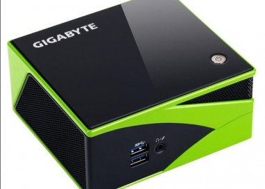 "GIGABYTE's New ""BRIX Gaming"" DIY PC Kit"