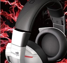 GAMDIAS Unveils HEPHAESTUS Gaming Headset