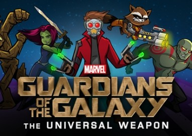 "Marvel Unveils ""Guardians of the Galaxy"""