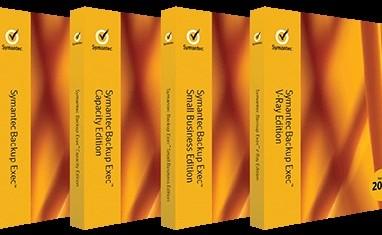 Symantec Unveils Backup Exec 2014
