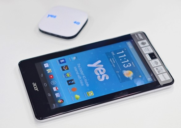 Yes Brings You The Acer Iconia One 7