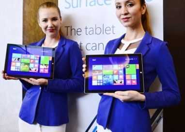 Microsoft Launches Surface Pro 3