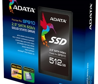 ADATA Unveils Three New SATA SSDs