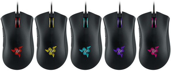 Razer DeathAdder Chroma Available Now