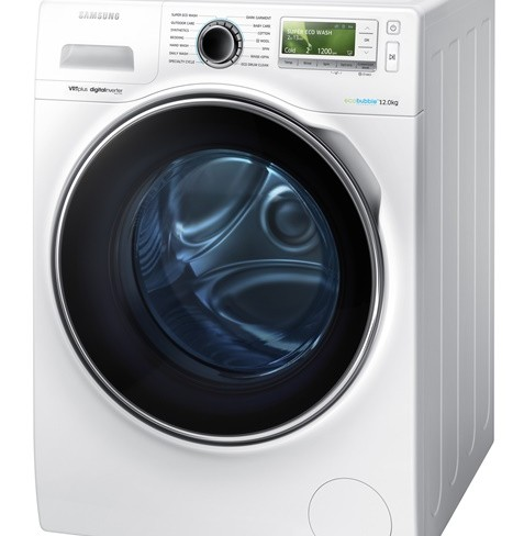 Samsung Introduces The WW8000 Washer