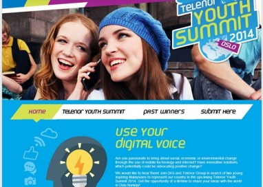 DiGi Launches 2nd Telenor Youth Summit