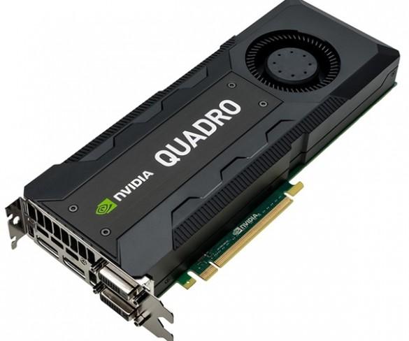 NVIDIA's Latest Quadro GPUs