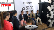 Sony announces the ultra-compact α5100