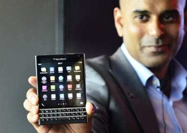 BlackBerry Launches The Passport