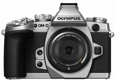 Olympus Re-Launch  OM-D E-M1