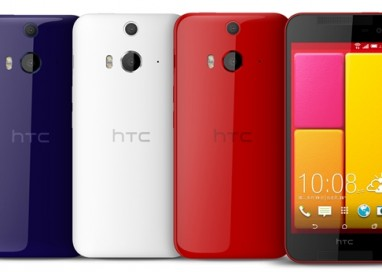 HTC Launches Butterfly 2