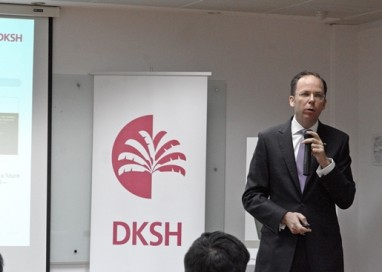 DKSH and Roland Berger Digitization Report