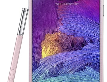Samsung GALAXY Note 4 Is Here