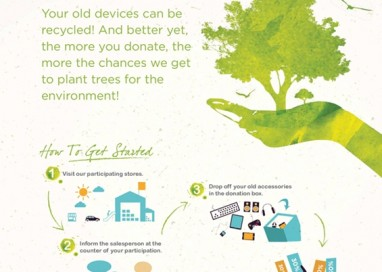 Logitech's Planting Hope Campaign