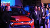 Ford launches EcoSport in Malaysia